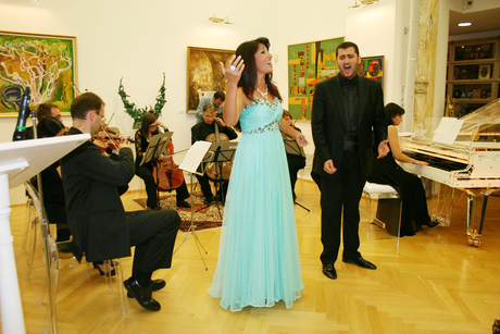 Azerbaijani, Austrian musicians give joint concert in Vienna